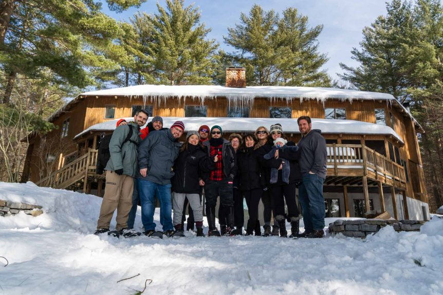 otter creek lodge winter activities